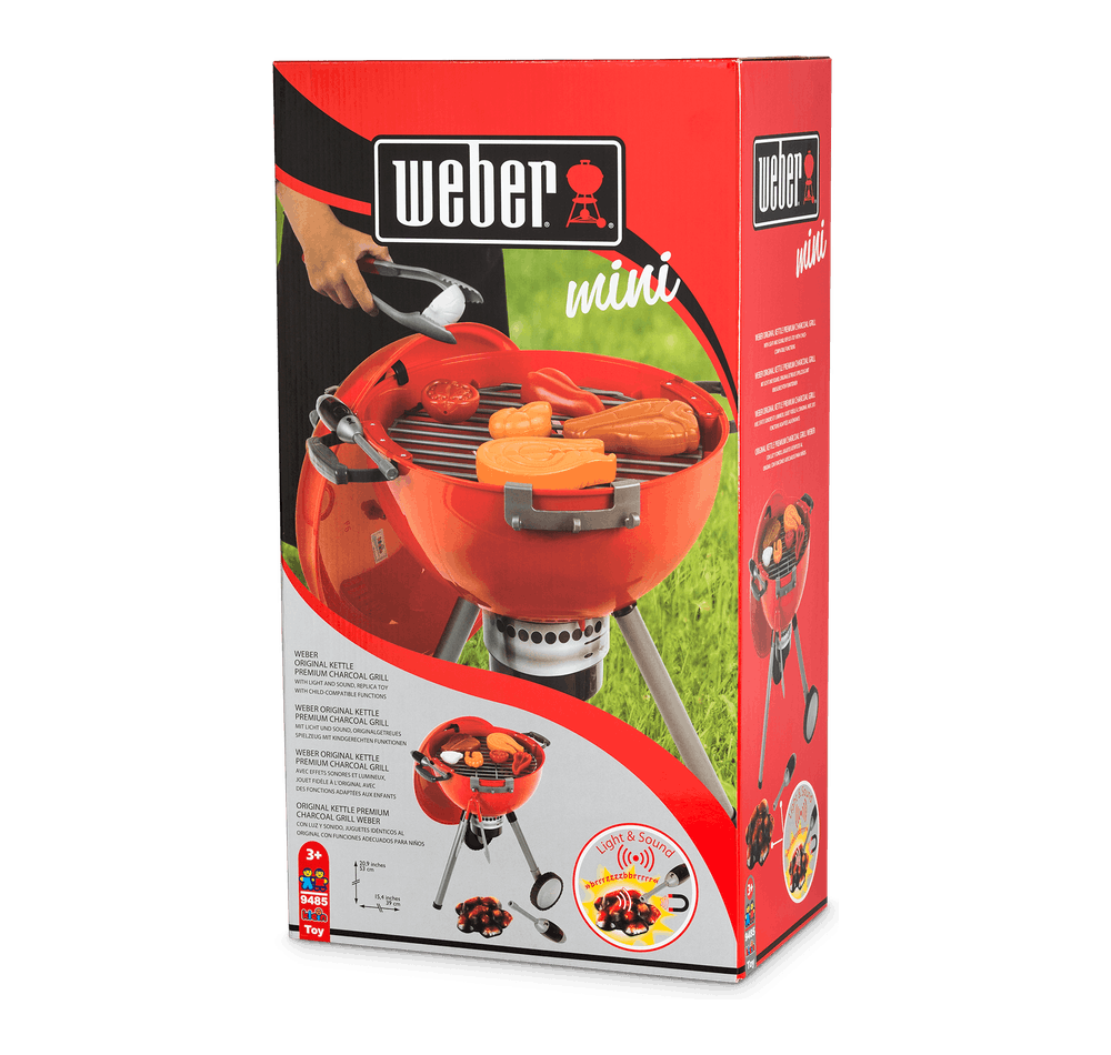Weber® Original Kettle Barbecue Toy (Red) image 3