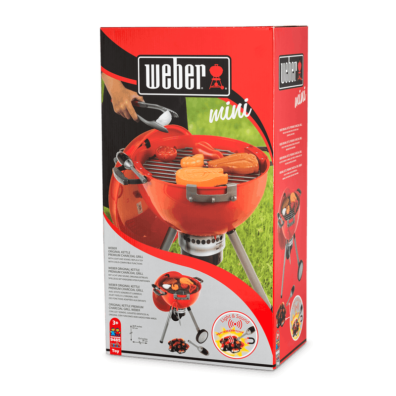 Weber® Original Kettle Barbecue Toy (Red) image number 2
