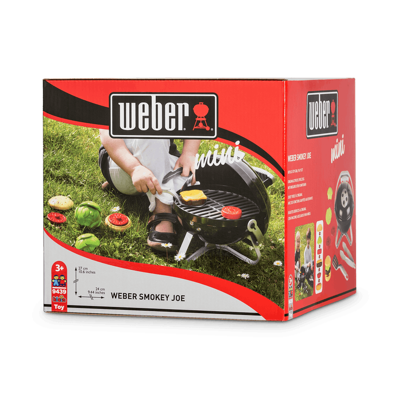 Weber® Smokey Joe® Toy Grill image number 2