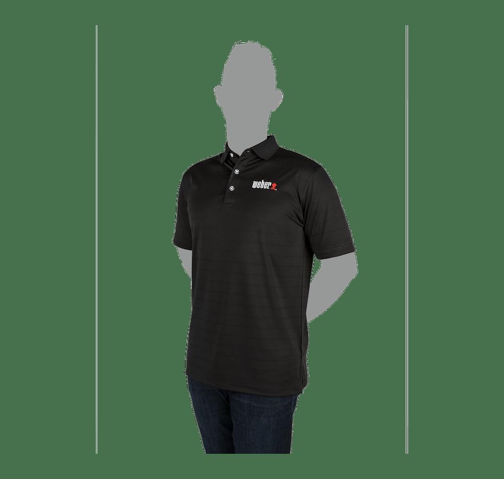 Weber Logo Polo Shirt View