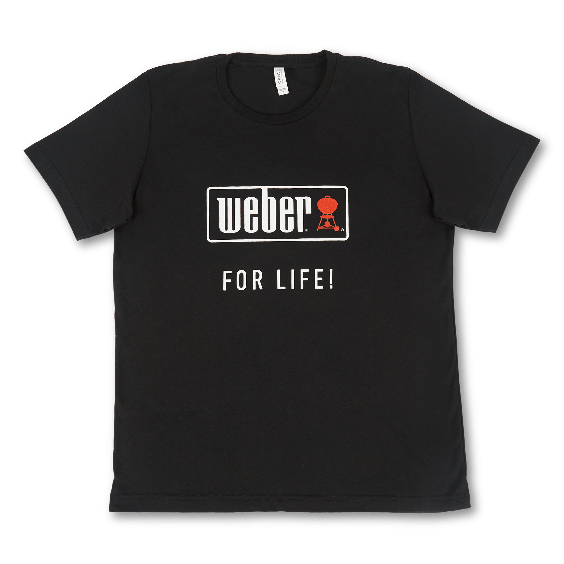 Playera Weber for Life!