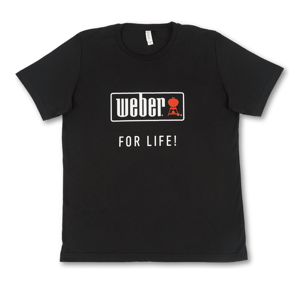 Playera Weber for Life! View