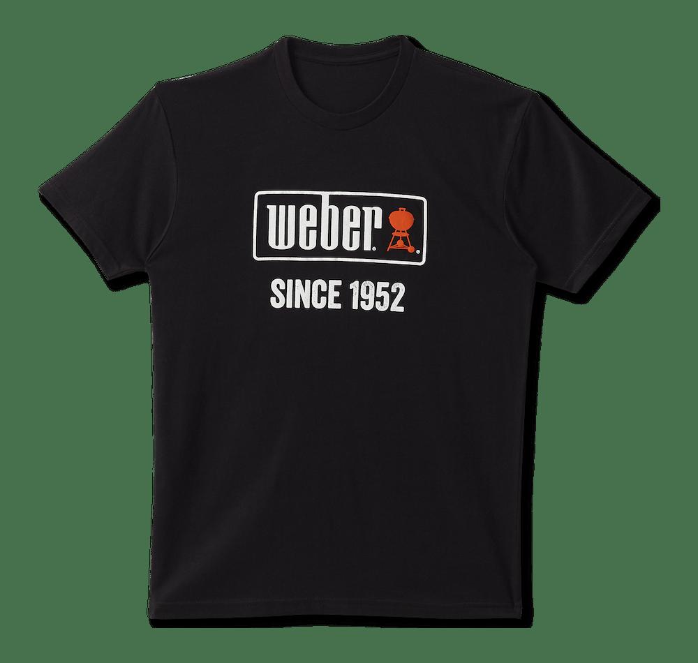 Weber Since 1952 T Shirt Merchandise And Outdoor Lifestyle Weber Gear Weber Grills