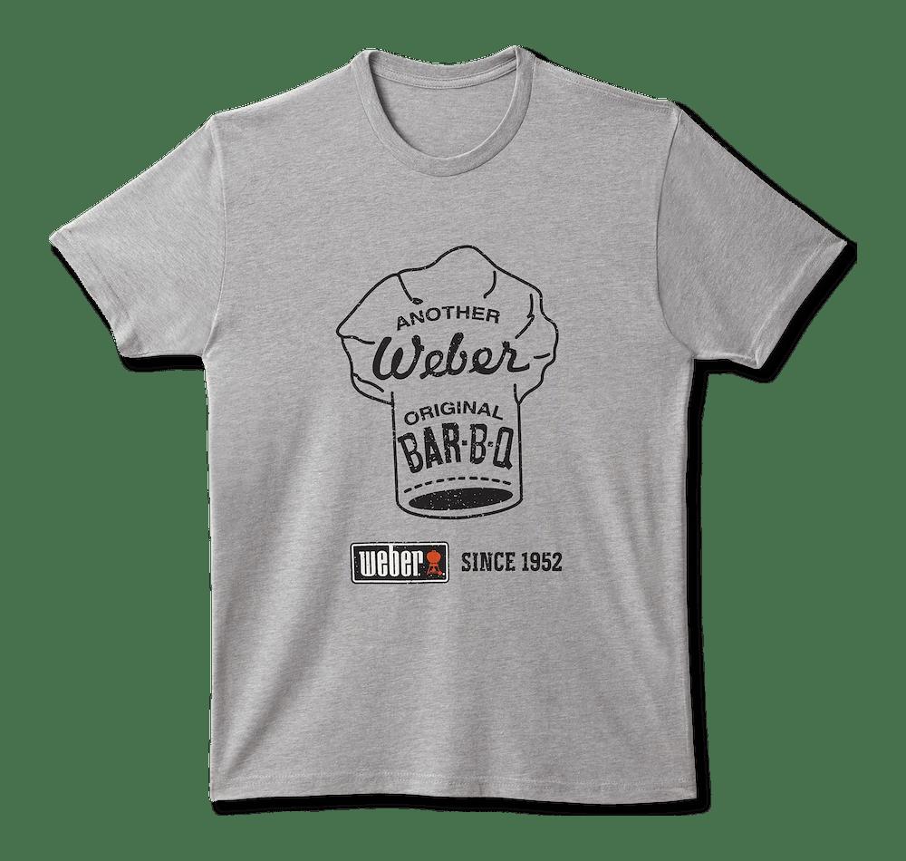 Weber Original BAR-B-Q T-Shirt View