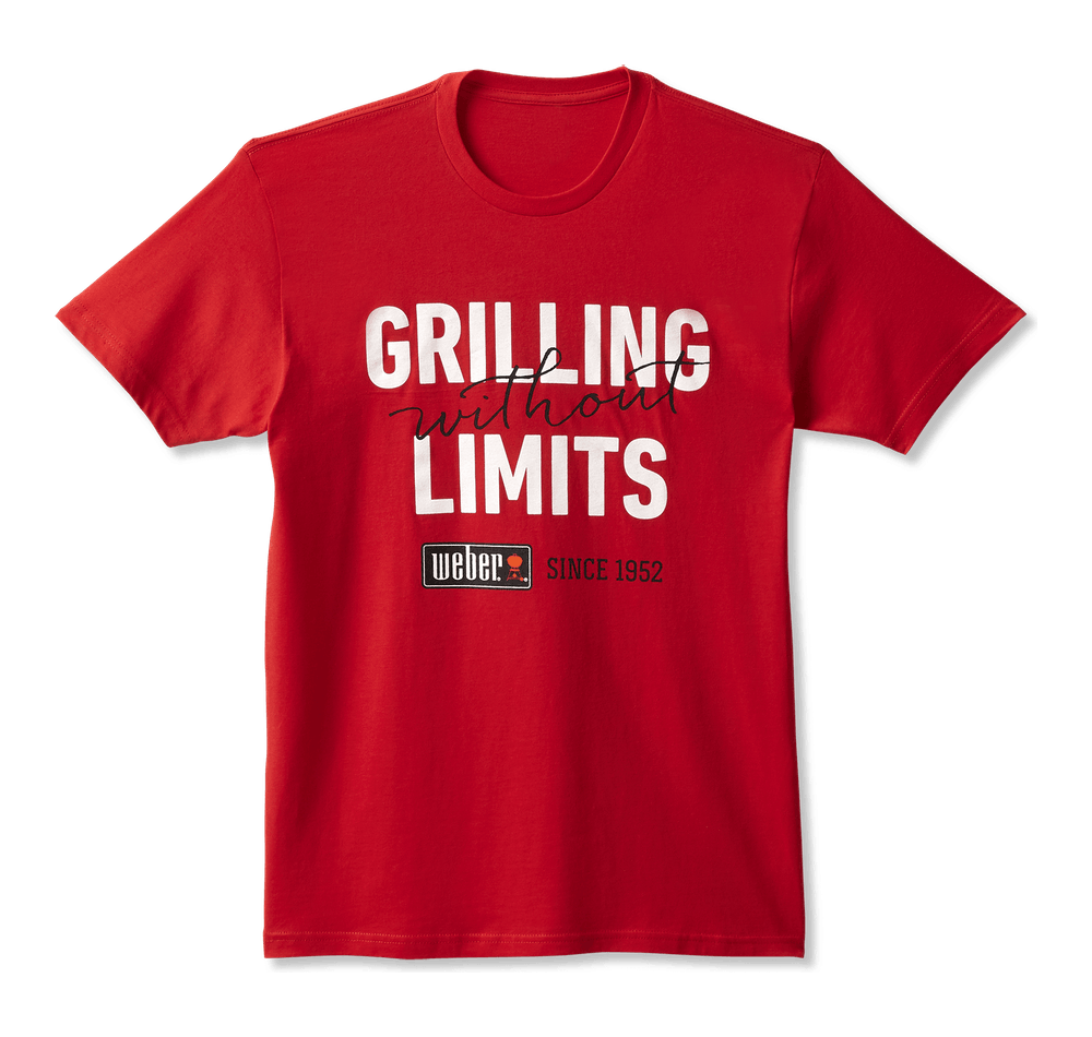 Grilling Without Limits T-Shirt View