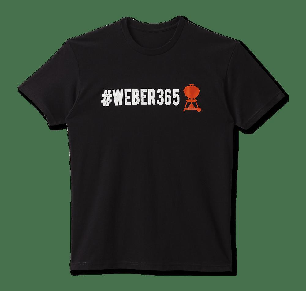 Weber365 T-Shirt View