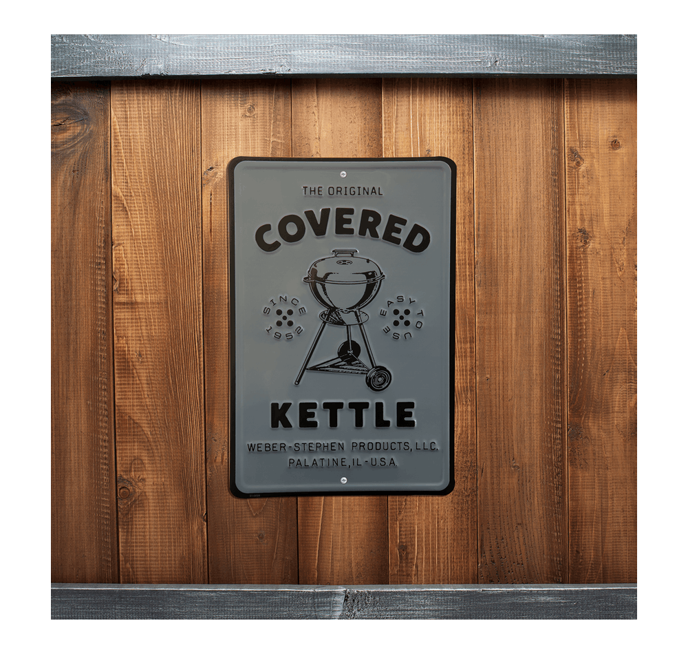 Limited Edition Vintage Covered Kettle -metallikyltti View