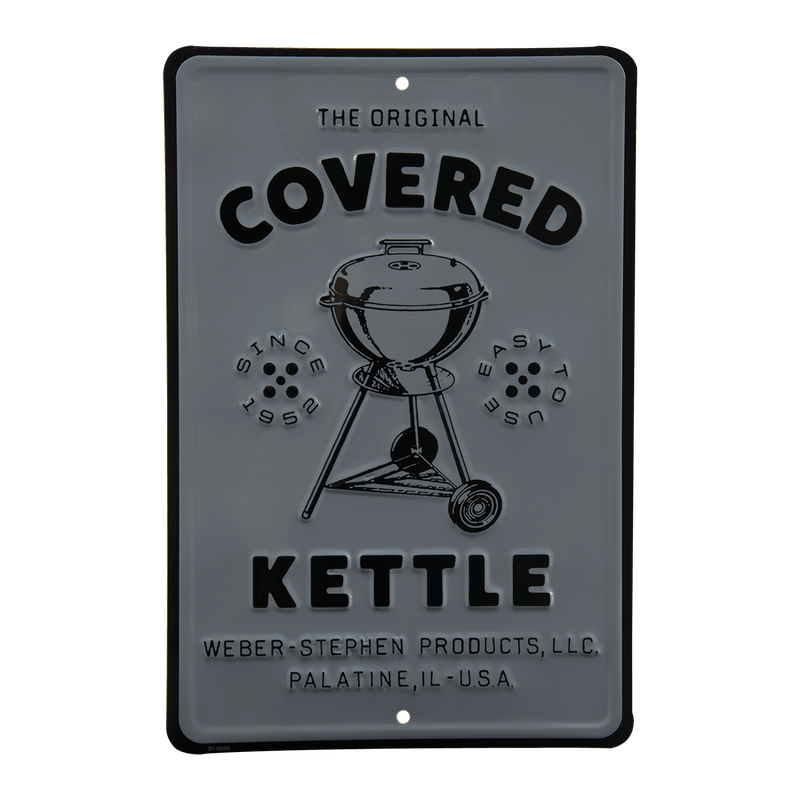Limited Edition Vintage Covered Kettle Metal Sign image number 0