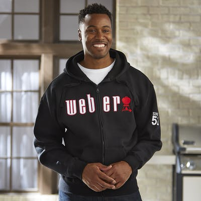 Limited Edition Premium Weber Hoodie