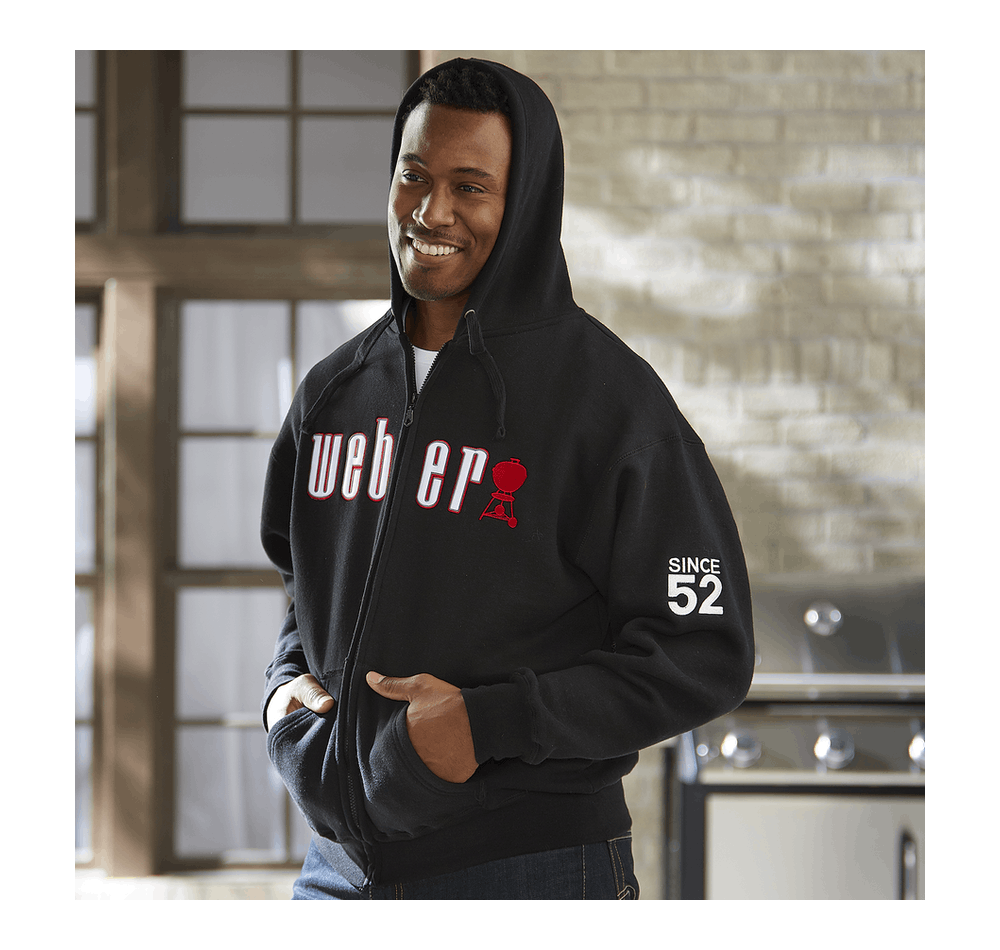 Limited Edition Premium Weber Hoodie View