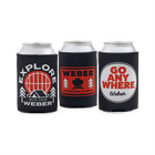 Limited Edition Weber Can Coolers image number 0