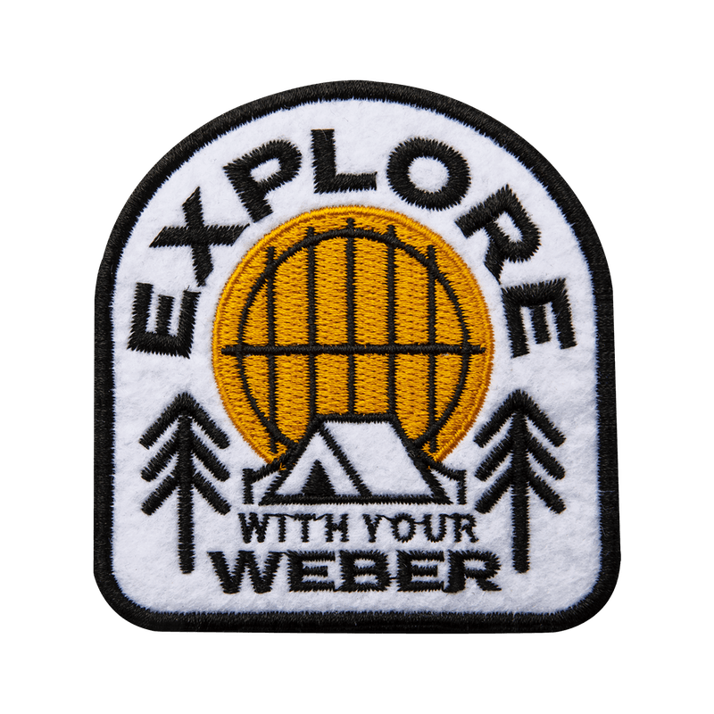 Limited Edition Weber Explore Patch image number 0