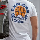 "Limited Edition Weber ""Explore"" T-Shirt image number 3"