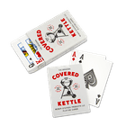Limited Edition Weber Playing Cards image number 0
