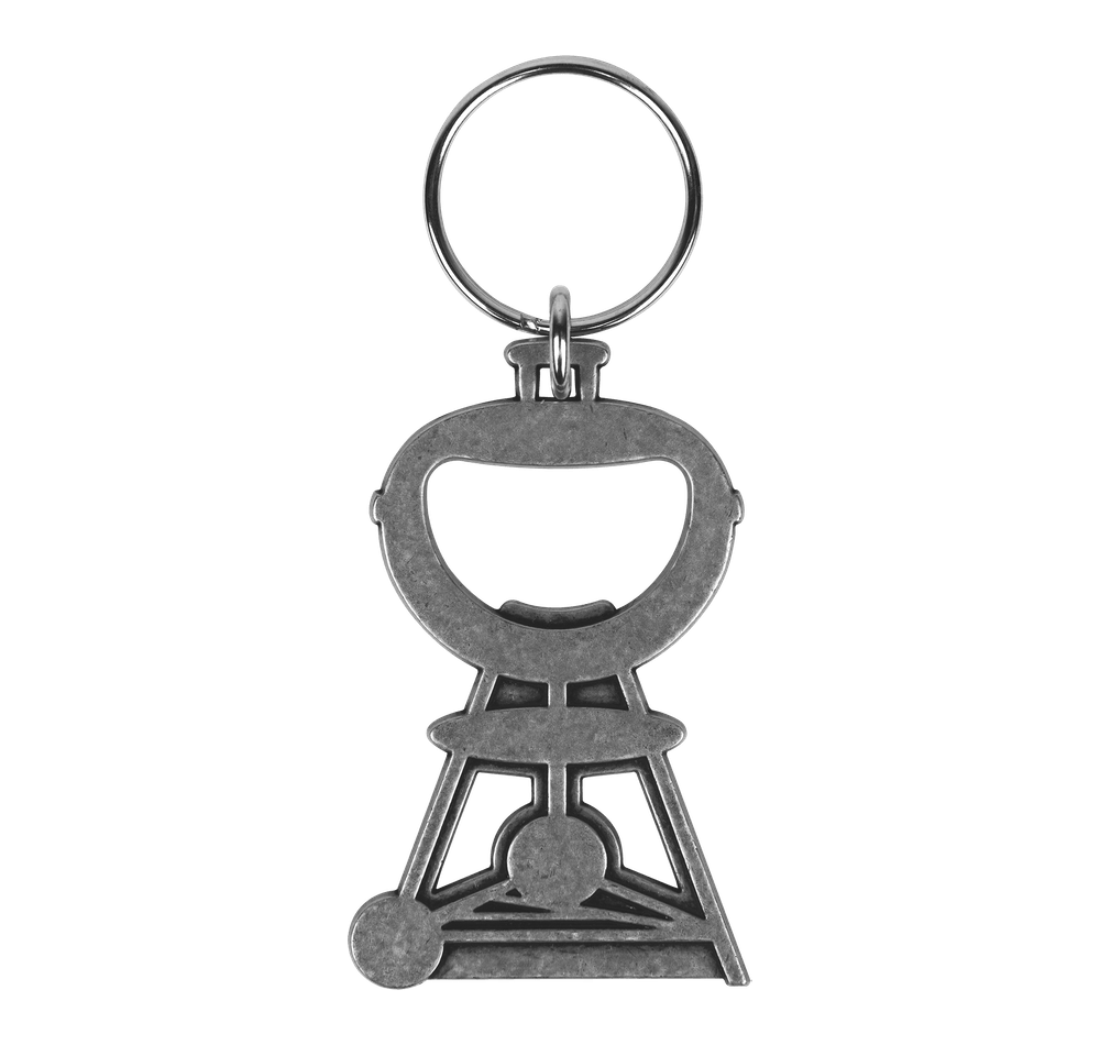Limited Edition Weber Bottle Opener Keychain View