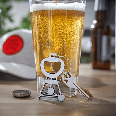 Limited Edition Weber Bottle Opener Keychain