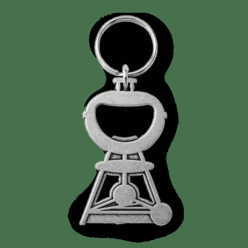 Limited Edition Weber Bottle Opener Keychain image number 0