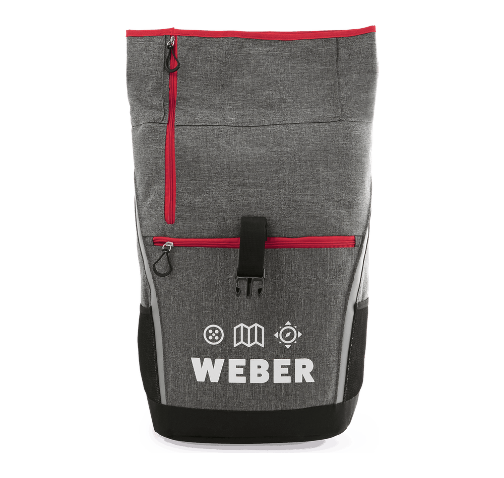 Limited Edition Weber Backpack View