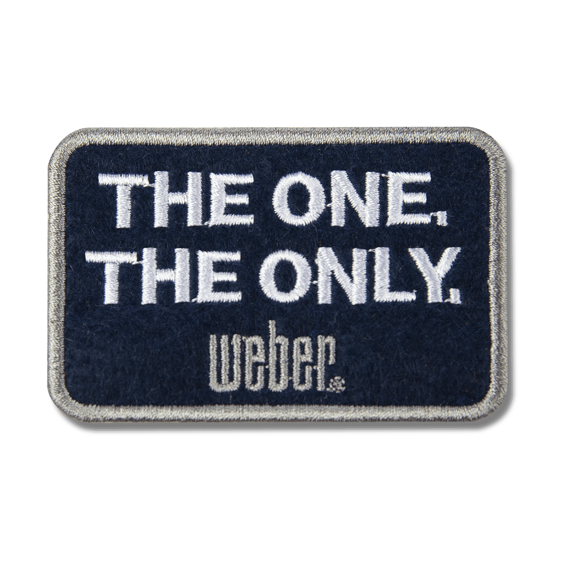 """Limited Edition Weber-dekal """"The One The Only"""""""