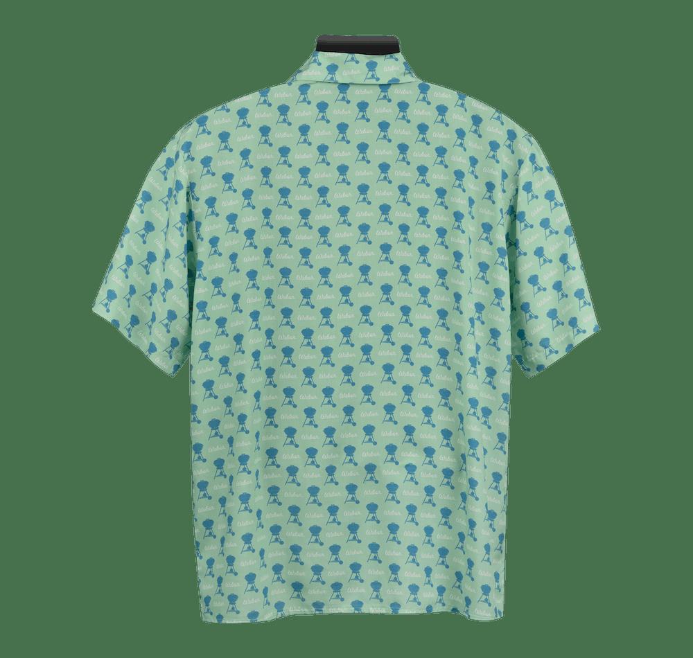 Chemise boutonnée Weber en édition limitée View