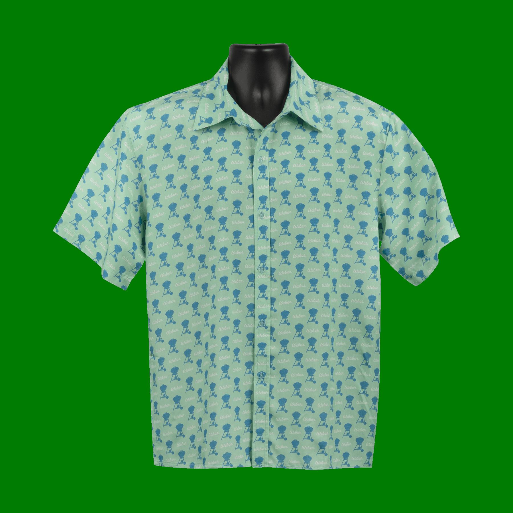 Limited Edition Weber-skjorta