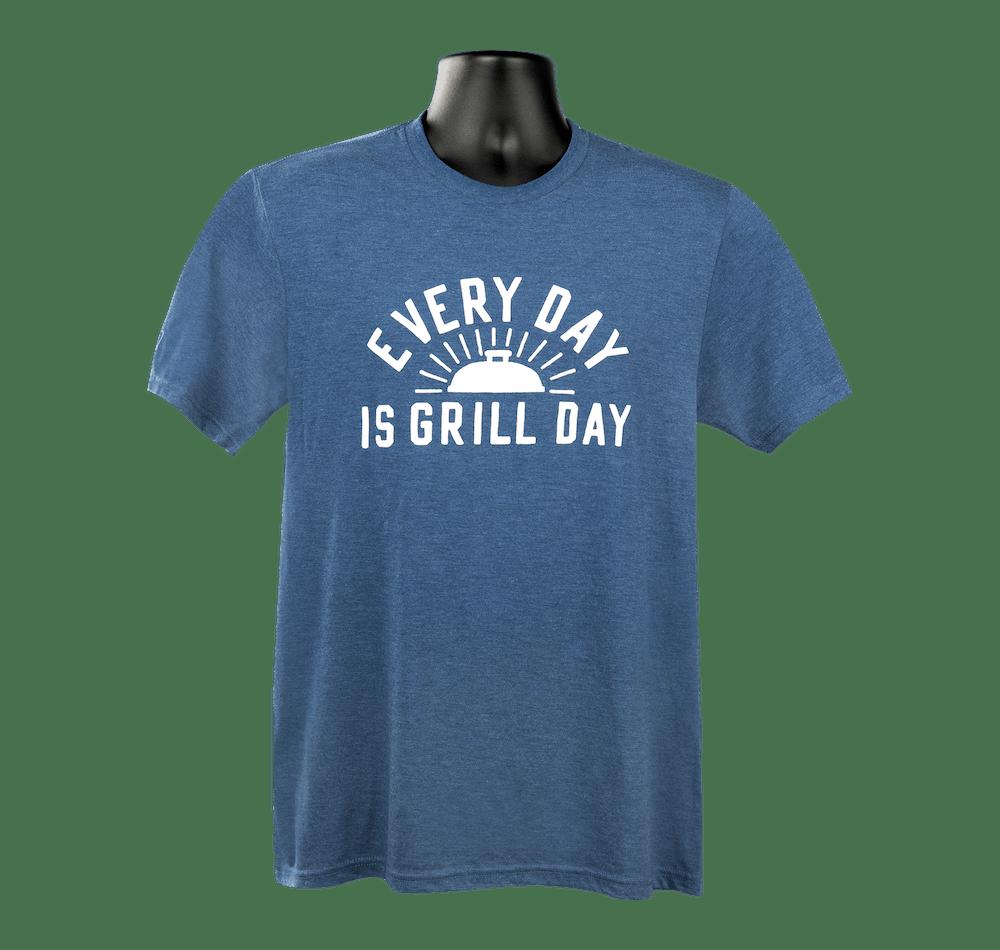 "Tričko Weber ""Every Day is Grill Day"" Limitovaná Edice View"