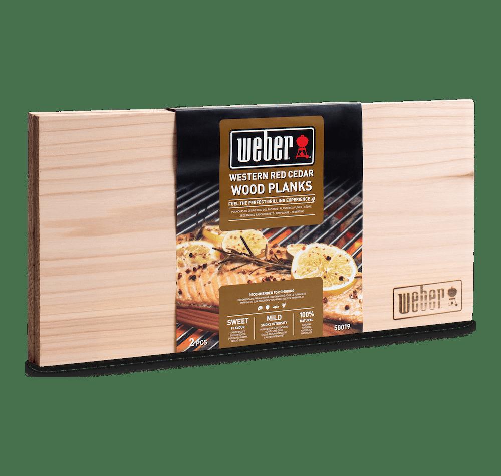 Western Red Cedar houten planken - groot View