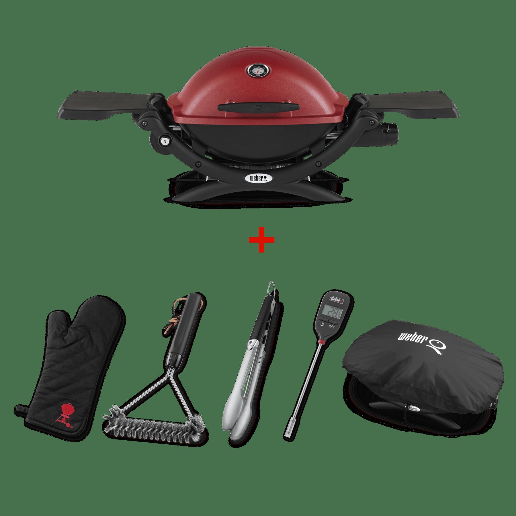 Q1250燃气焖烤炉及配件套组