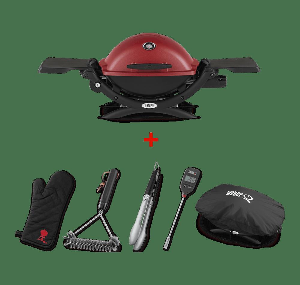 Q 1250 Starter Kit View