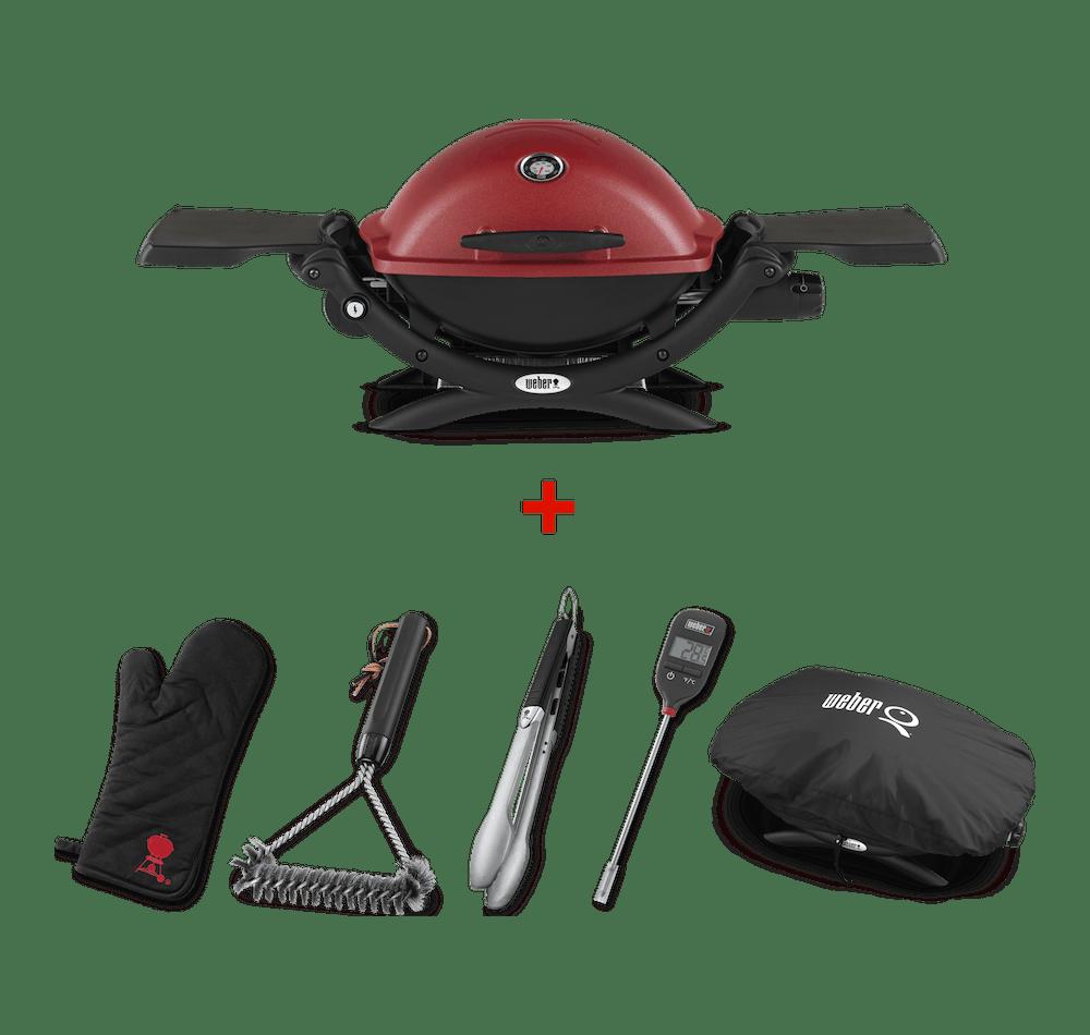Q1250燃气焖烤炉及配件套组 image 1