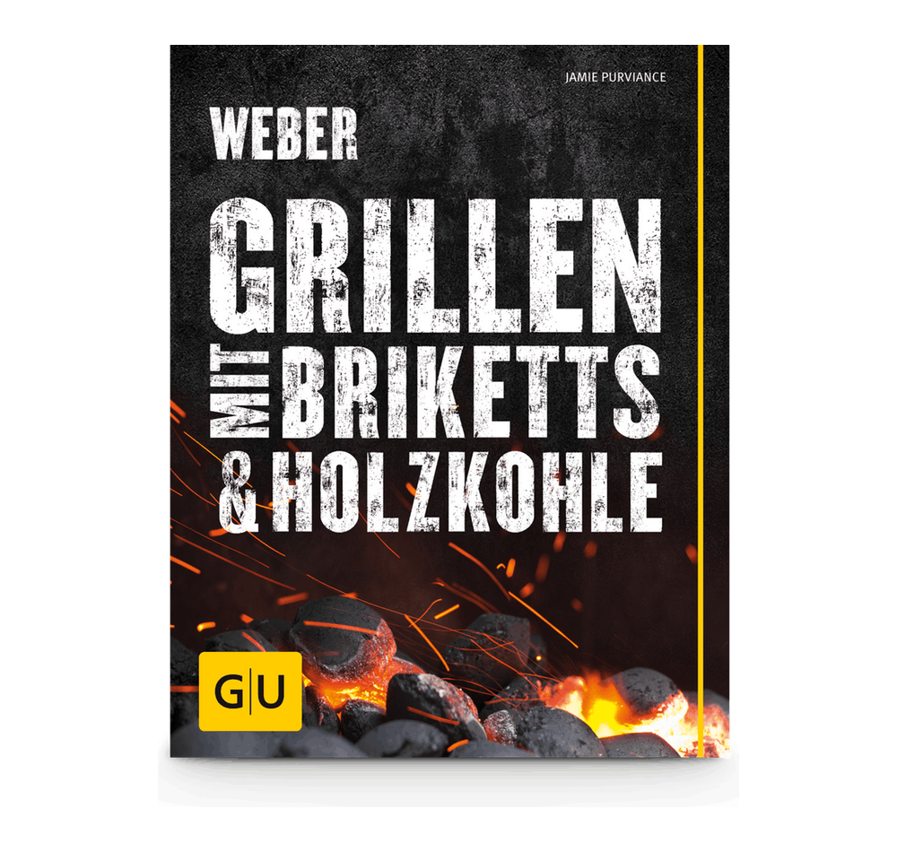 Weber's Grillen mit Briketts & Holzkohle View