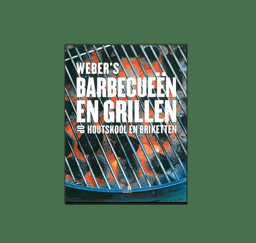 WEBER LIVRE DE RECETTES: 'WEBER'S BARBECUEËN EN GRILLEN MET HOUTSKOOL EN BRIKETTEN' (Version néerlandaise) View