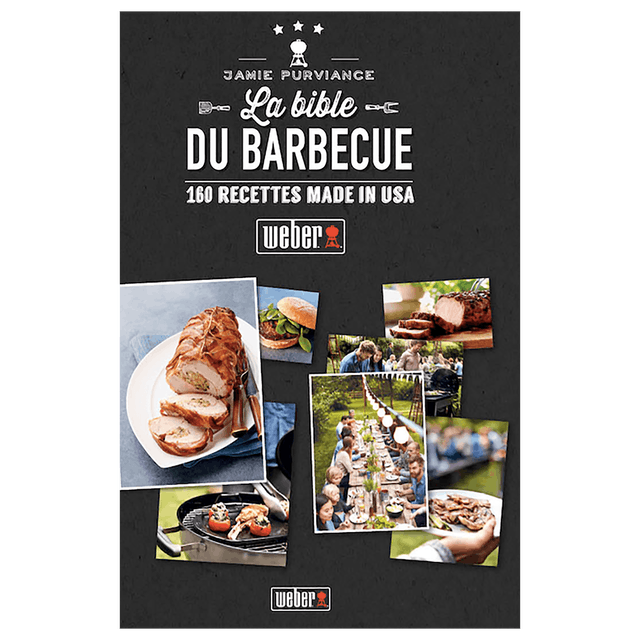 La bible du barbecue [The Barbecue Bible]