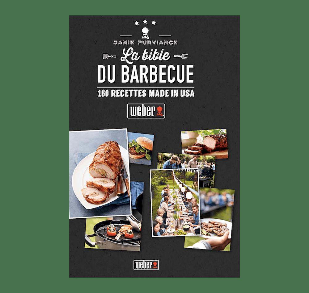"""Livre de recettes """"La Bible Weber du barbecue"""" View"""