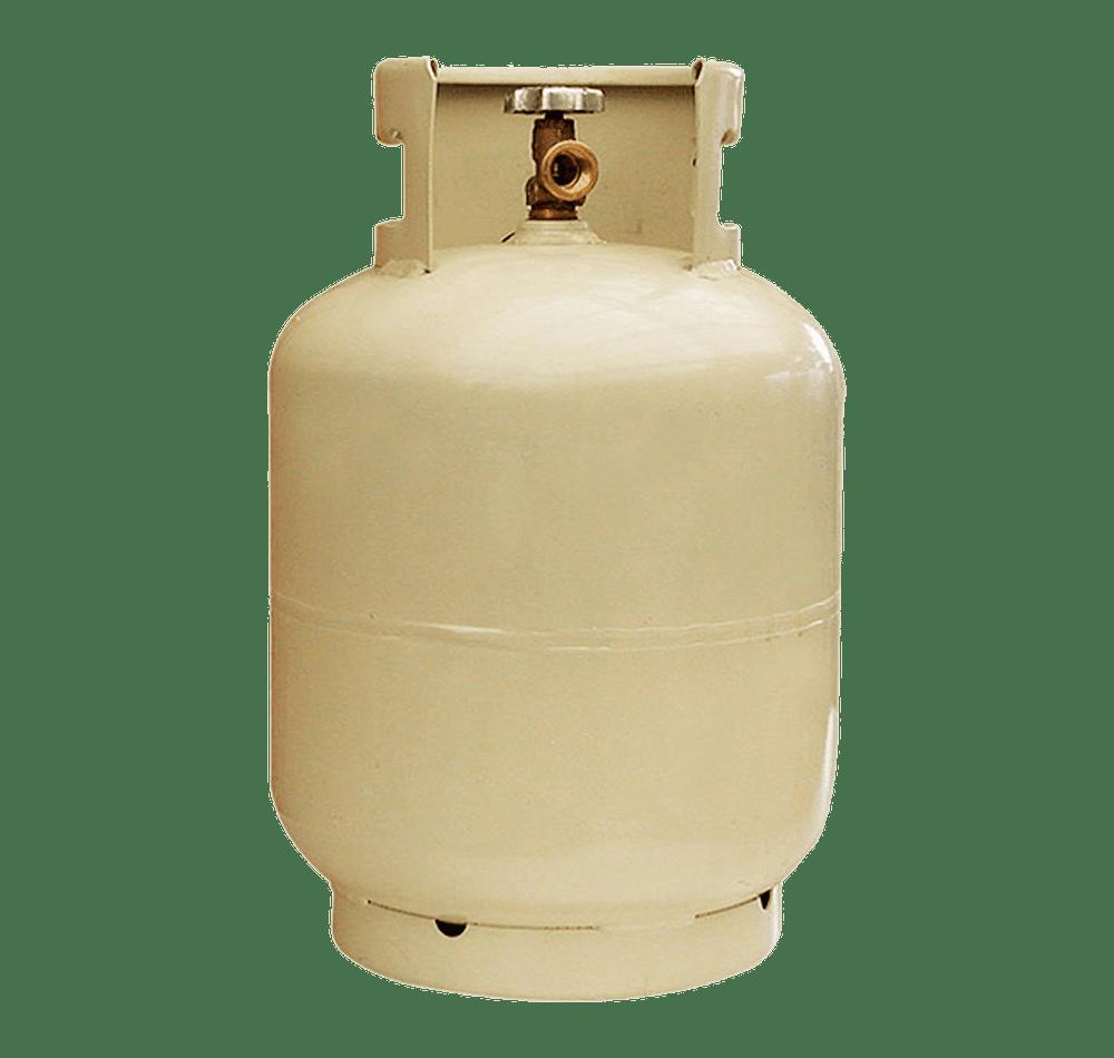 Tanque de Gas 10 kg View