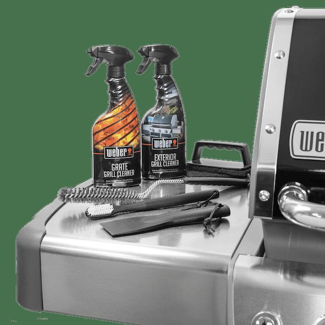 Weber® Porcelain Enamel Grill Maintenance Kit
