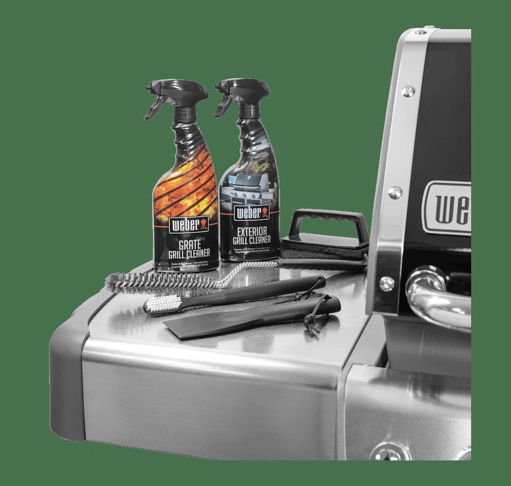 Weber® Porcelain Enamel Grill Maintenance Kit View