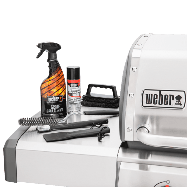 Weber® Stainless Steel Grill Maintenance Kit