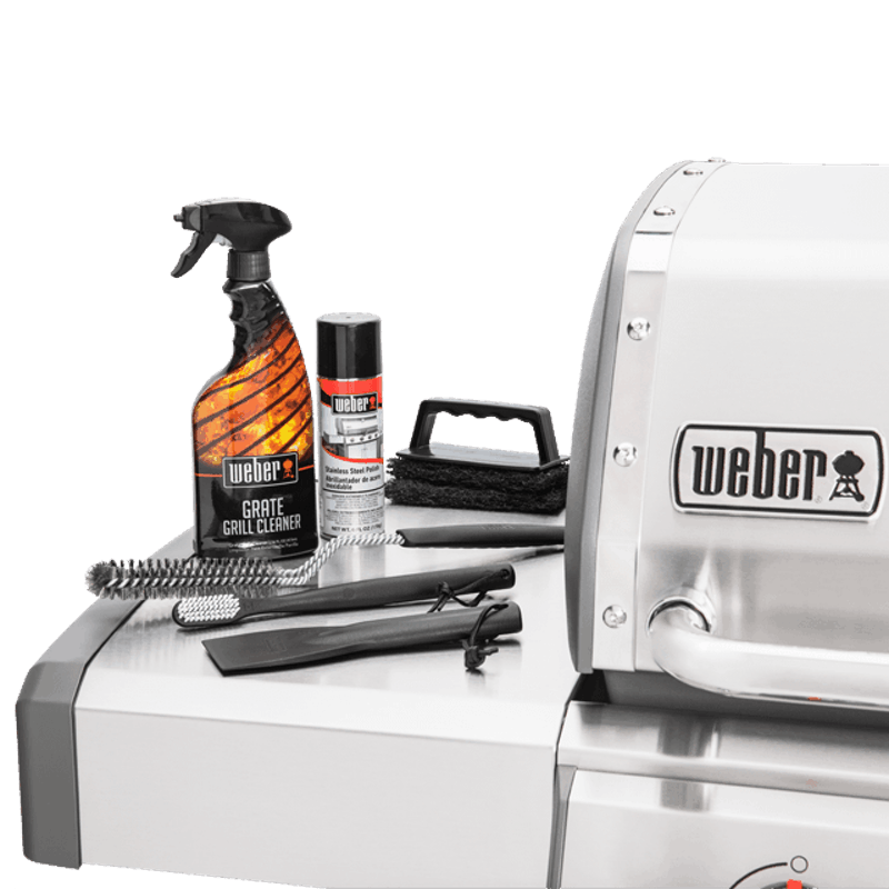 Weber® Stainless Steel Grill Maintenance Kit image number 0