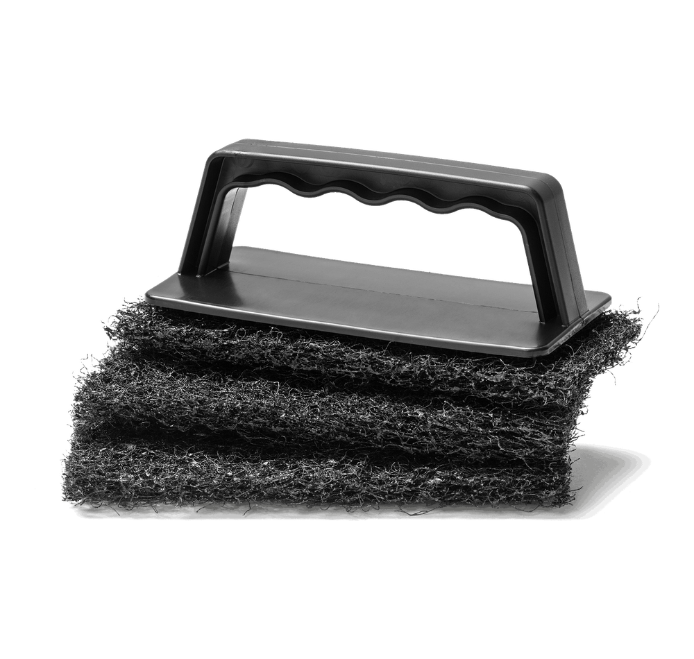 Grate Grill Scrubber View