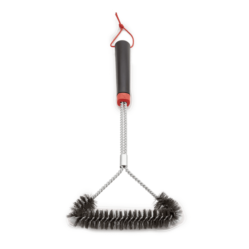 """Grill Brush - 18"""" Three-Sided image number 4"""