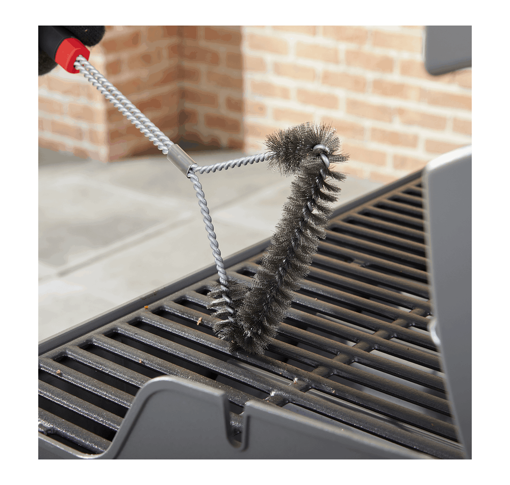 Grill Brush View