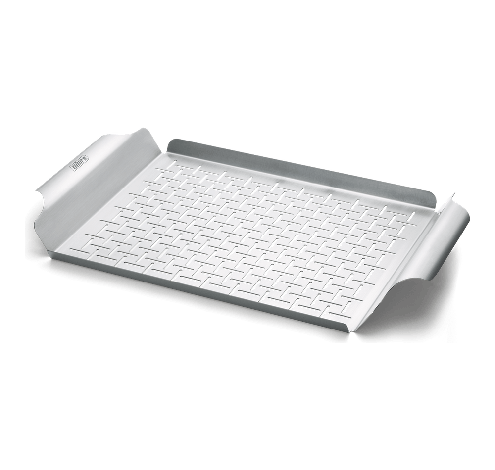 Deluxe Grilling Pan View