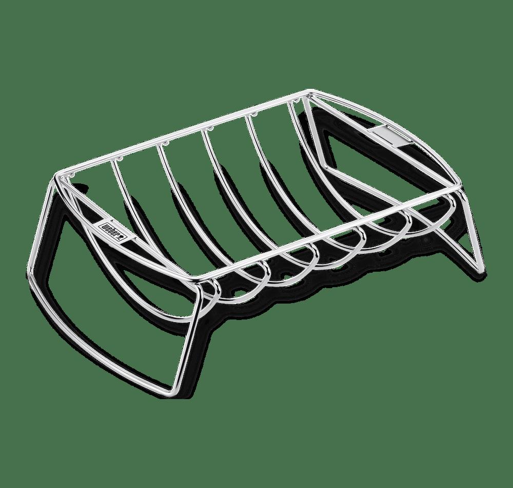 Premium Grilling Rack View