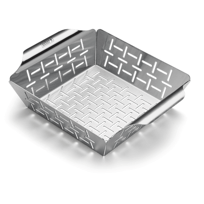 Deluxe Grilling Basket - Small