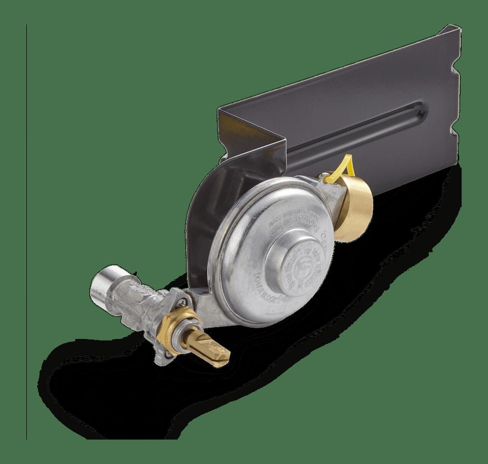Ensemble robinet et détendeur - WeberᴹᴰQ 2000/2200 View