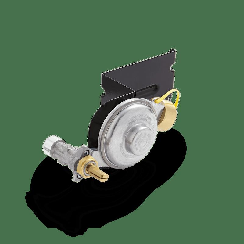 Gas Valve and Regulator Assembly - Weber® Q 1000/1200 image number 0