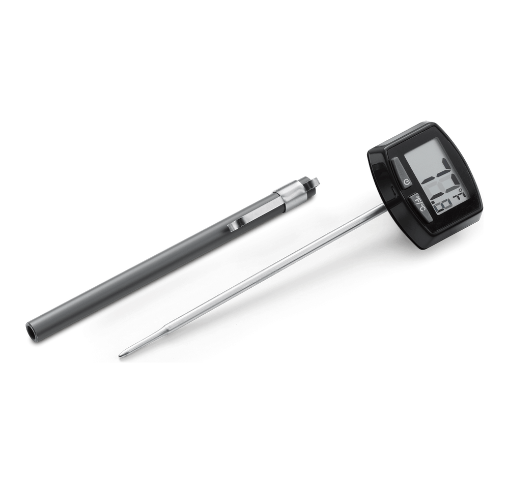 Digitalt termometer View
