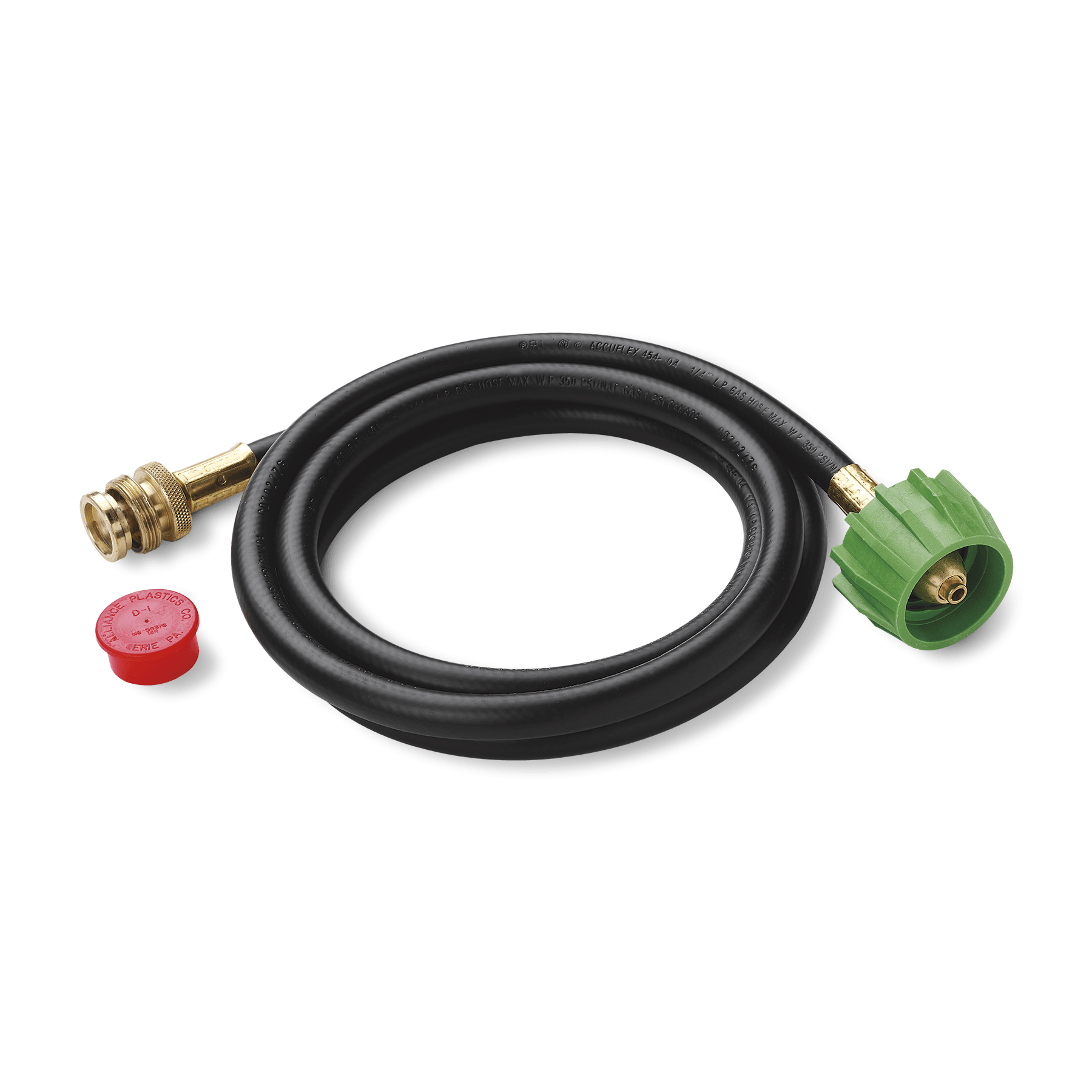 Propane Adapter Hose Tank to Gas BBQ Grill Camping Stove Outdoor Burner