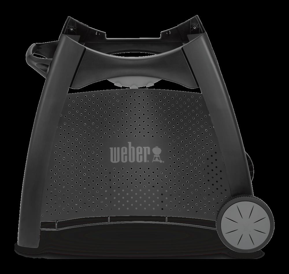 Weber Q Patio Cart View